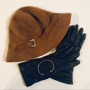 Vintage Kangol Bucket Hat for Women